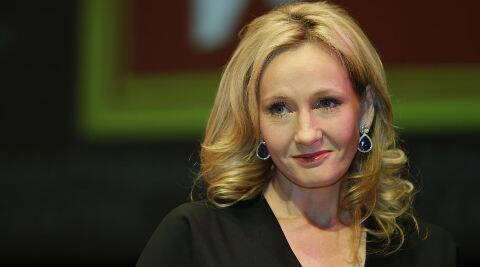 JK Rowling will serve as executive producer for 'The Casual Vacancy'. (Reuters)