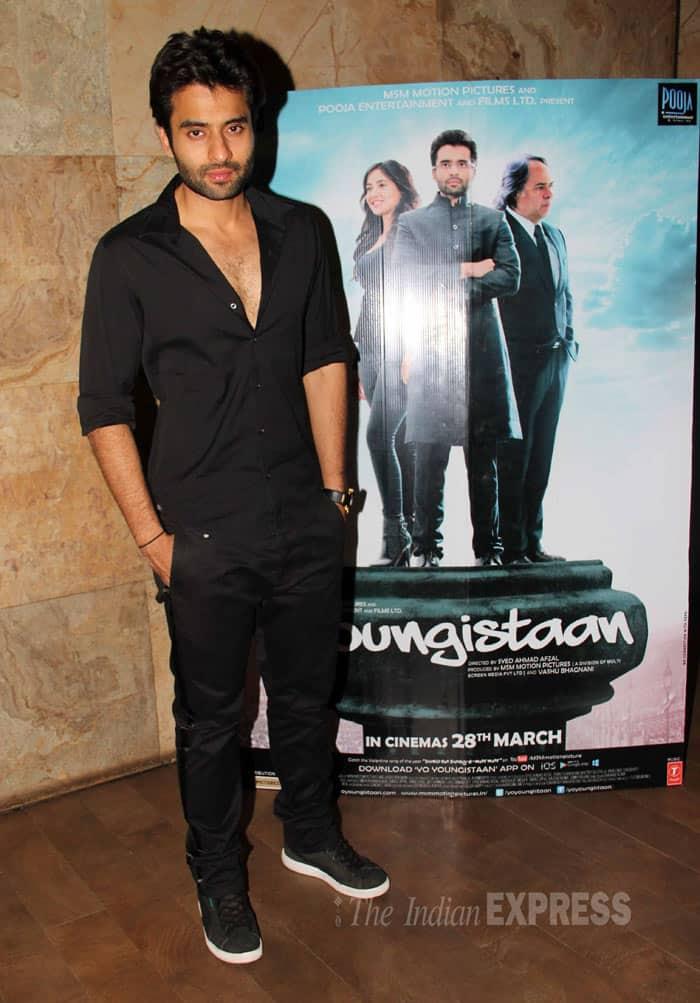 Ranbir Kapoor, Arjun watch Jackky Bhagnani's 'Youngistaan'