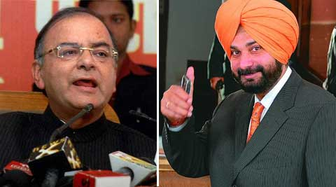 Initially on the Sidhu question, Jaitley maintained that all supporters of BJP will campaign for him.