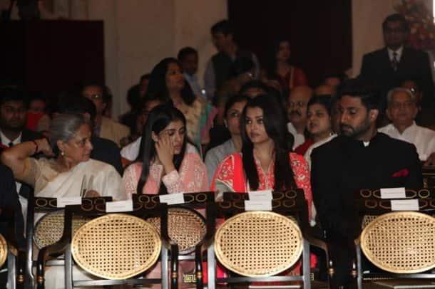 Happy birthday Jaya Bachchan: Unseen family pics