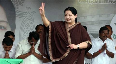 J Jayalalithaa slammed their approach over the Cauvery issue involving upper riparian state Karnataka as she criticised her Gujarat counterpart over his comments on the fishermen issue. (PTI)