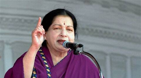 Sonia 'shedding crocodile tears' for TN fishermen: Jayalalithaa