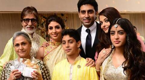 Abhishek Bachchan and Aishwrya Rai along with their daughter Aaradhya were also at the dinner.