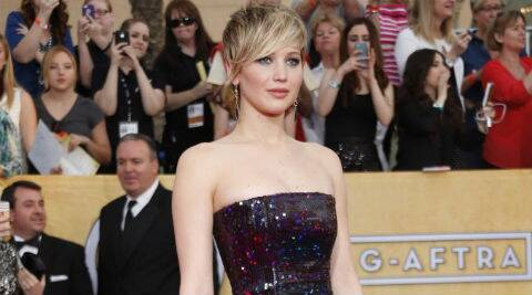 Jennifer Lawrence will star in the latest film 'X-Men: Days of Future Past'. (Reuters)