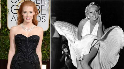 Jessica Chastain is apparently nearing a deal to play Marilyn Monroe in a new biopic 'Blonde'.
