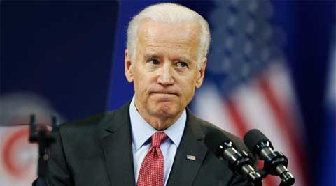 US Vice President Joe Biden. (Reuters)