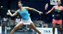 India humbled by France in Women's World Team Squash Championship
