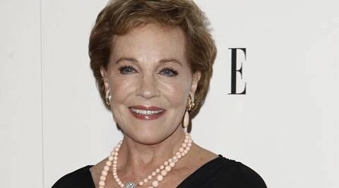 "Julie Andrews said, ""It was a really tough choice but I didn't feel up to it."""