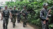 Maoists blow up Railway track in Bokaro