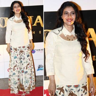 Style File: Kajol's evolution as Bollywood's fashionista