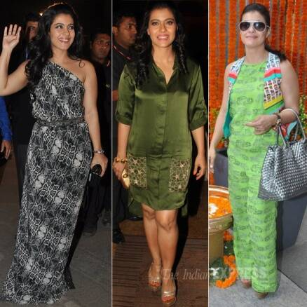 Style File: Kajol's evolution as Bollywood's fashionista