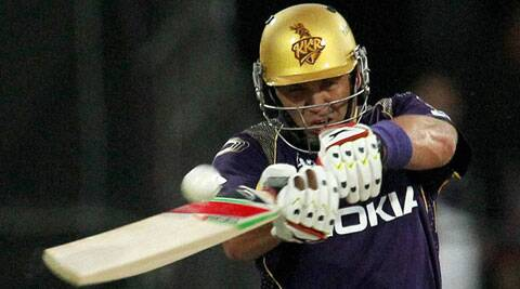 Jacques Kallis made 43 off 42 balls and then picked up a wicket against Bangalore. (PTI)