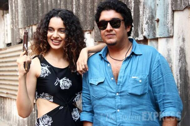 'Revolver Rani' Kangana Ranaut is the lady with a gun