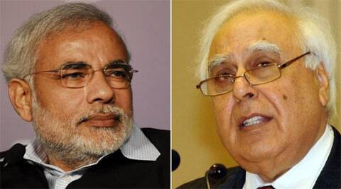 """Modi is a potential accused. The circumstantial evidence is clear. We are wondering why the CBI has not arrested Parag Shah and why Modi has not been interrogated."" Sibal said."