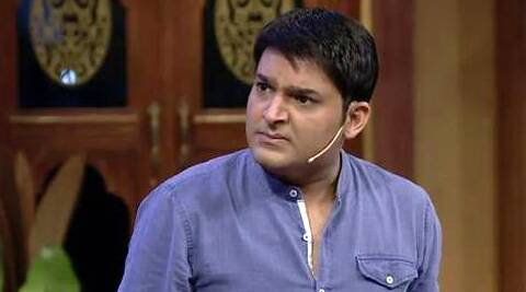 "Kapil Sharma, ""I just shared Mr. Modi's tweet about the show because you all love dis show."""