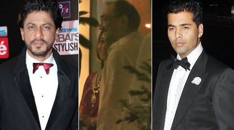aran Johar - a very close friend of Rani Mukherji and Aditya Chopra - was among the few friends who attended the wedding in Italy on Monday (April 21).