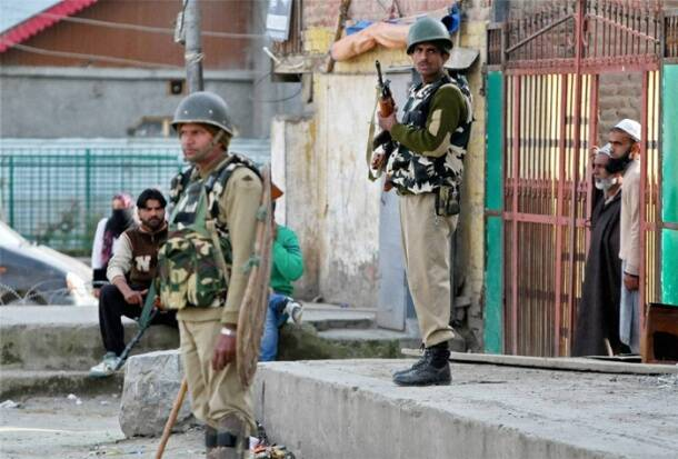 Kashmir Encounter: 20-hour gunbattle ends, two militants killed