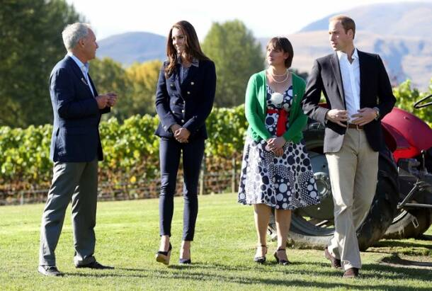 Kate Middleton ditches elegant dresses for sporty look