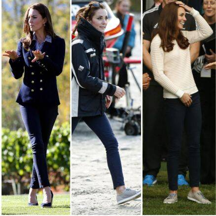 Kate Middleton's style file: Duchess shows off new royal style in Down Under tour
