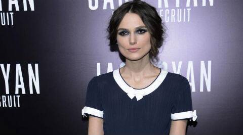 Keira Knightley revealed that she was a tomboy when growing up. (Reuters)