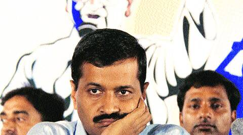 Kejriwal further said his direct fight was with Modi and Rai was  not even in the contest..