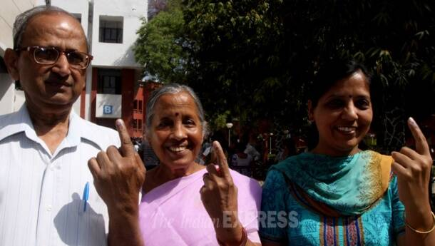 Elections 2014: Third phase of polling ends