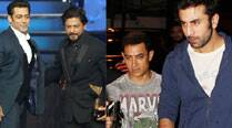 Salman, Shah Rukh, Aamir, Ranbir: The big boys have marked their territories