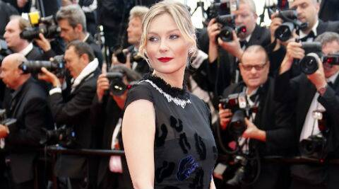 Kirsten Dunst says she was nervous to work with Viggo Mortensen. (Reuters)
