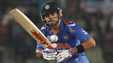 Virat Kohli among runs as India win practice game