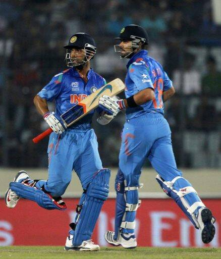 ICC World Twenty20: Virat Kohli seals emphatic win