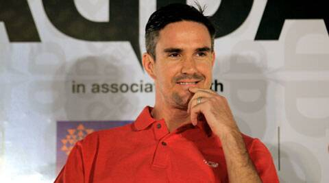 Delhi Daredevils captain Kevin Pietersen (IE Photo)