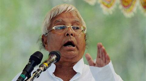Lalu Yadav called the accident as a clear case of negligence.