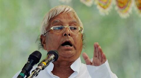 Lalu Prasad accused Yadav of having sacrificed self-respect by joining hands with communal force represented by Narendra Modi. (PTI)