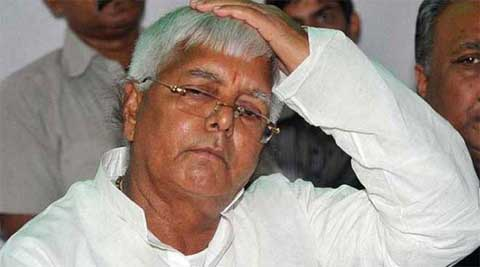 Lalu has been kept under the observation of hospital's director Dr Ramakant Panda.