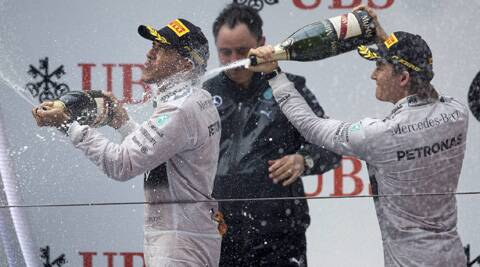 It is also the first time that Hamilton — who moved ahead of Clark to become the top British qualifier on Saturday — has managed to win three races in a row. (AP)