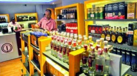 After the closure of bars, the excise department would take back the remaining stock of the liquor.