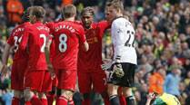 Liverpool go five clear in Premier League title race