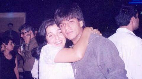 Farah Khan thanked her friend and actor Shah Rukh Khan for being a part of the film.