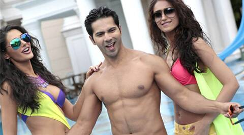 This will be a litmus test for the 'Student Of The Year' actor, who is gearing up for his first solo release in the tinsel town. Varun is being seen as the new age Govinda.