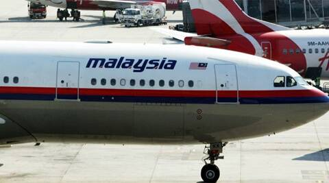 The aircraft has been sent to Firefly's base in Subang for repairs. (Photo: Reuters)