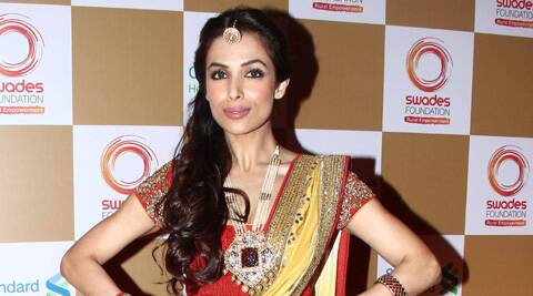 Malaika Arora Khan will be walking the ramp for ace designer Vikram Phadnis.