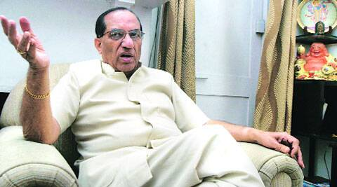 Malhotra also said he agreed with Modi aide Amit Shah's comments. (Express)