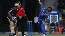 Dropped catch cost MI the game: Malinga