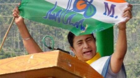 Mamata said that Trinamool Congress (TMC) was born following the ideals of Rabindranath Tagore and Kaji Nazrul Islam.