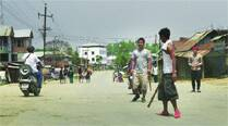 Manipur bandh targets Congressgovernment