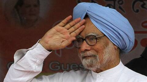 "The book has said that Singh had been ""defanged"" by the Congress party in his second term. (AP)"