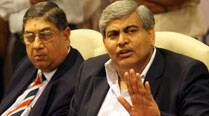 'BCCI lacks leaders to take on Srinivasan'