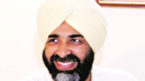 Nomination filed, the other Manpreet Badal goes missing