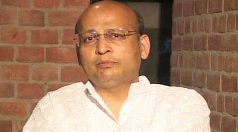 Singhvi was referring to Bihar BJP leader Giriraj Singh's jibe yesterday. (Reuters)