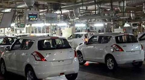 Maruti Suzuki profit jumps 21% on robust car sales